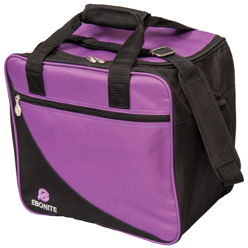 Ebonite Basic Single Bag Purple