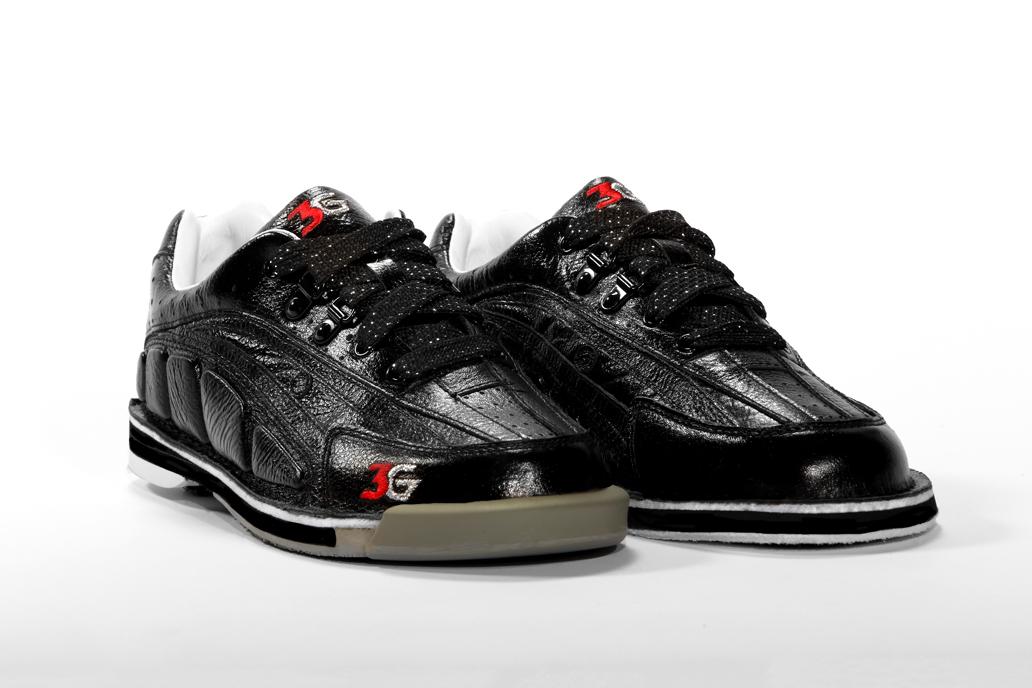 G Tour Ultra Black Mens Bowling Shoes