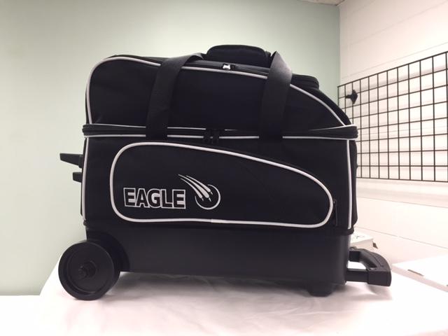 Eagle Double Roller Black