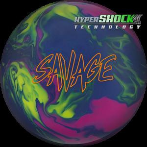 Savage Bowling Ball