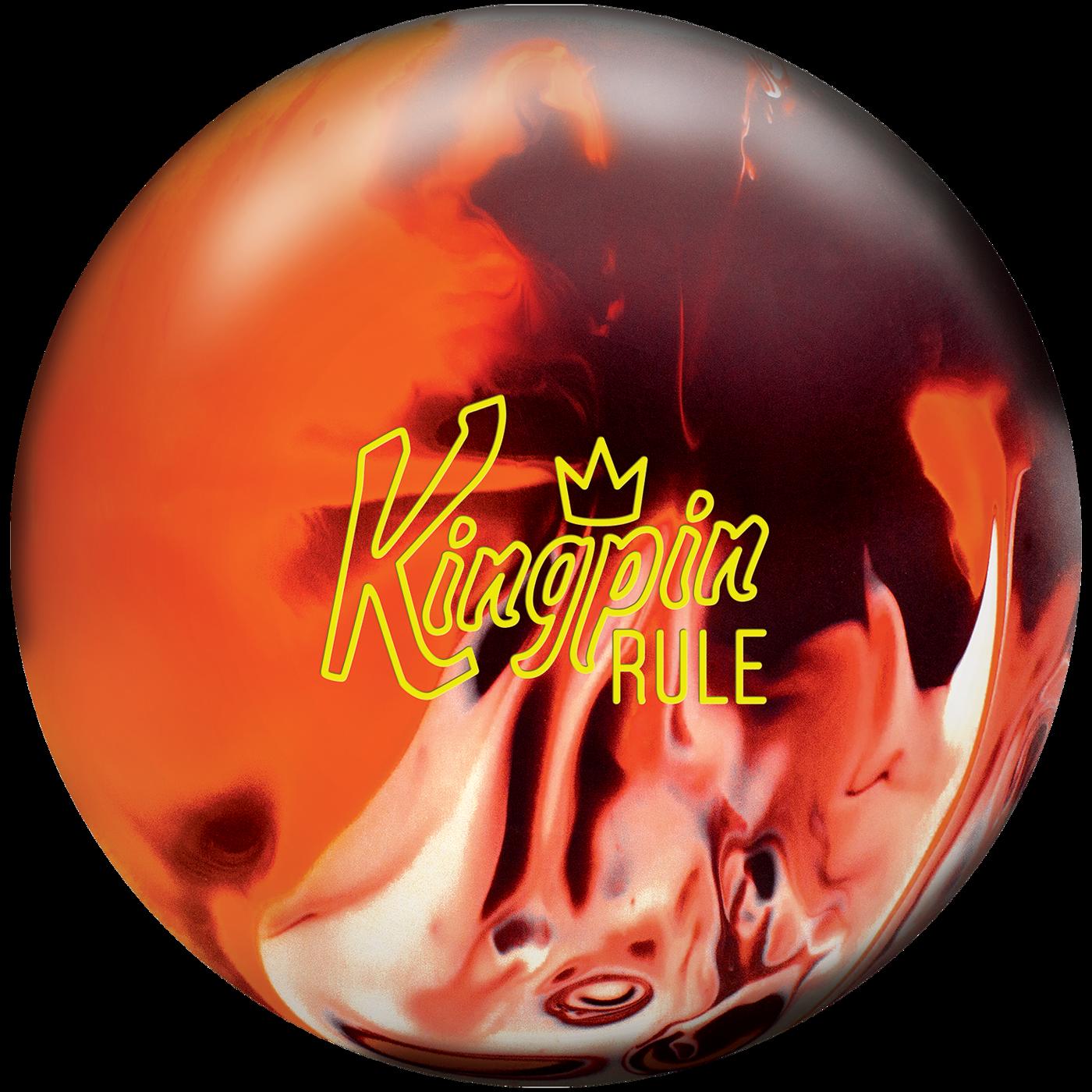 Brunswick Kingpin Rule Bowling Ball- $144.95 Free Shipping