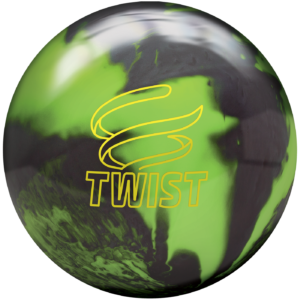 Brunswick Twist Neon Green Black