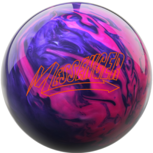 Messenger Pink Purple