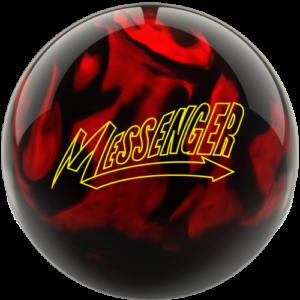 Messenger Red Black