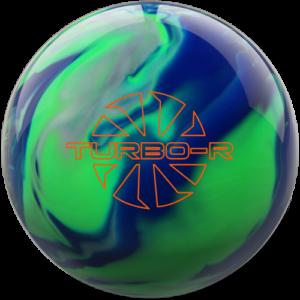 Turbo R Blue Green Silver